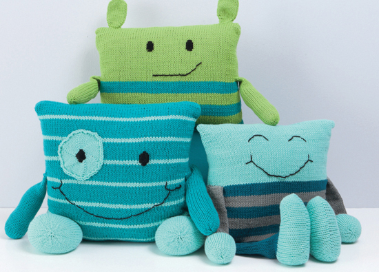 Knit a Monster Nursery 14