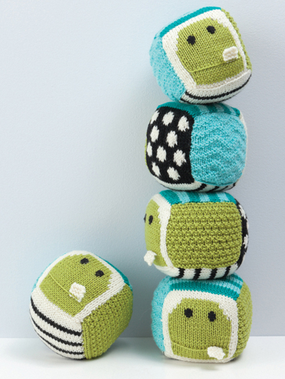 Knit a Monster Nursery 17
