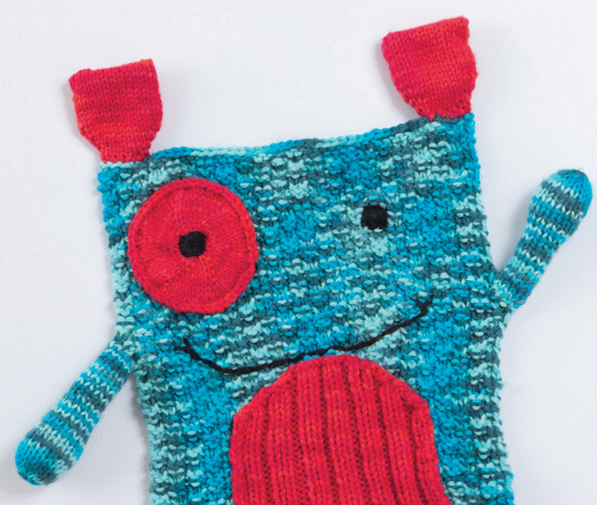 Knit a Monster Nursery 4