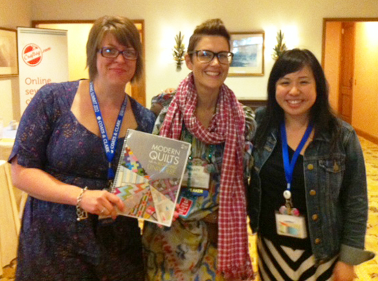 Designers at Sewing Summit