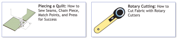 How-to-Quilt eBooklets 1