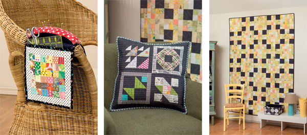 Projects from 25 Patchwork Quilt Blocks