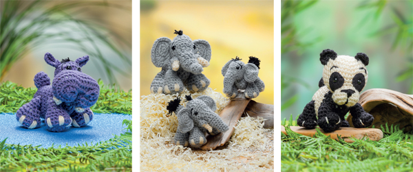Projects from Crochet a Zoo