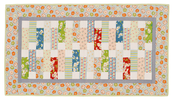 Simple Scrap Table Runner from Simple Style