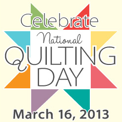 Celebrate National Quilting Day