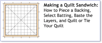 How to quilt free eBooklet