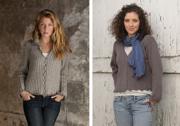 Projects from Dolce Handknits