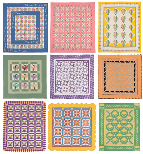 Quilts from Fancy to Frugal