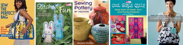 Sewing eBooks--$9.99 or less