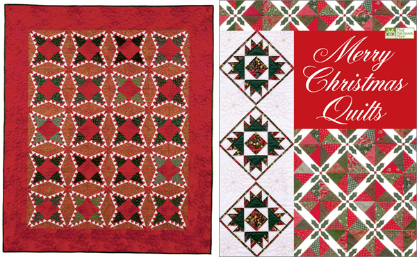Free Christmas pattern from Merry Christmas Quilts