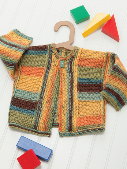 Every-Which-Way Cardigan