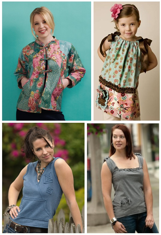 Garments with pockets