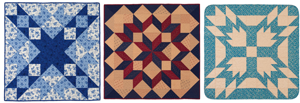 Quilts from Sew One and You're Done