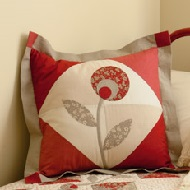 Pillow from Bloom Creek Quilts