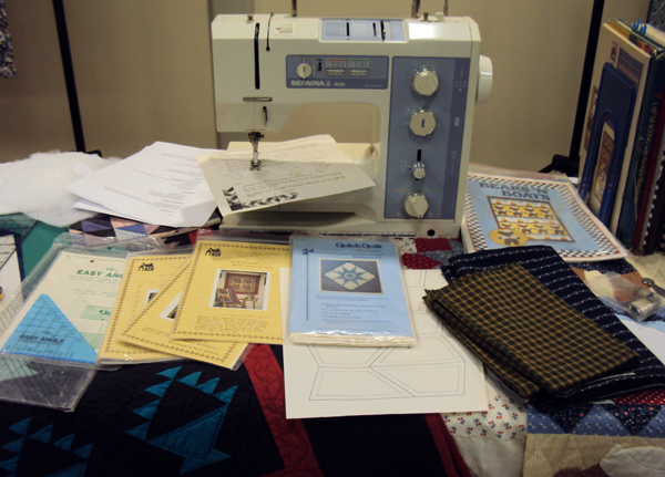 Sewing machines from the 1980s