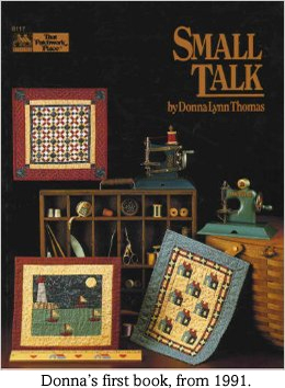 Small Talk by Donna Lynn Thomas
