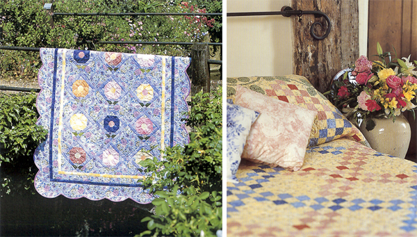 Quilts from English Cottage Quilts