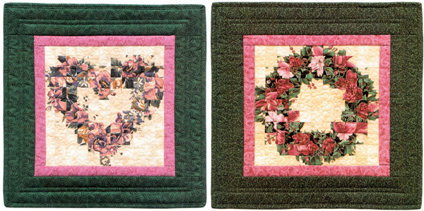 Quilts from Quick Watercolor Quilts