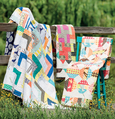 Quilts from Strip Savvy