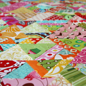 60-Degree Quilt Tutorial