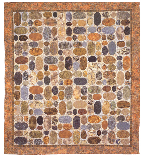 Riverbed quilt