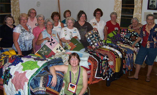 East Side Quilters, Castleton New York