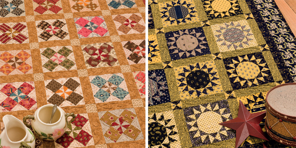 Quilts from Civil War Legacies II