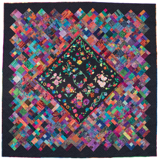 Busy Bee Quilt Guild Raffle Quilt