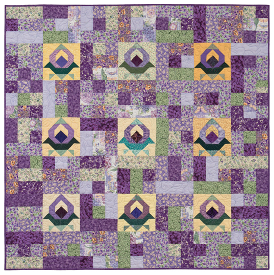 Home at Last quilt