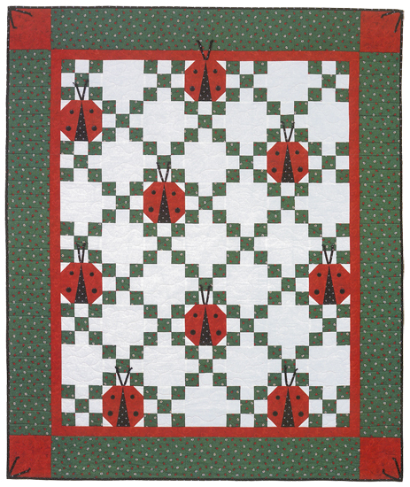 Bed Bugs quilt