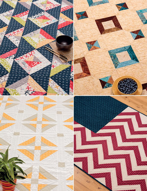 Projects from Strip-Smart Quilts II