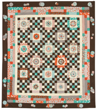 Circles and Chains quilt