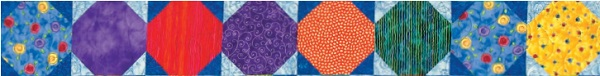 Snowball blocks from the book Snowball Quilts