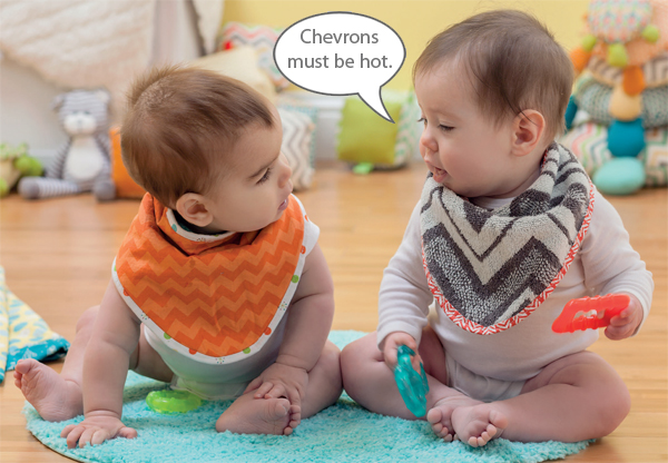 Sewing for baby--Super Bibs