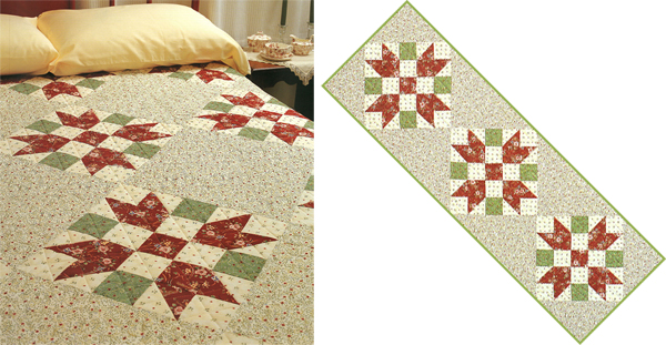 From Lickety-Split Quilts
