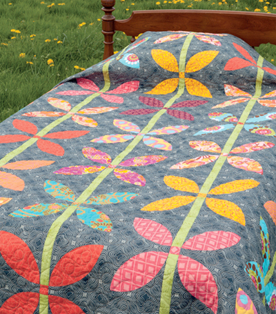Growing Up quilt
