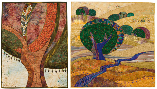 Quilts from Dream Landscapes