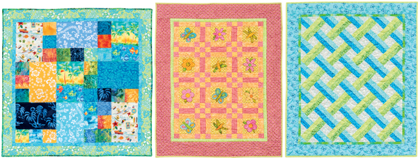 Quilts from the Big Book of Baby Quilts