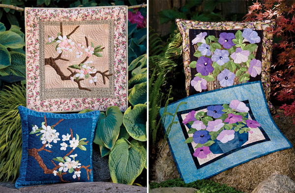Projects from Another Season of Beautiful Blooms