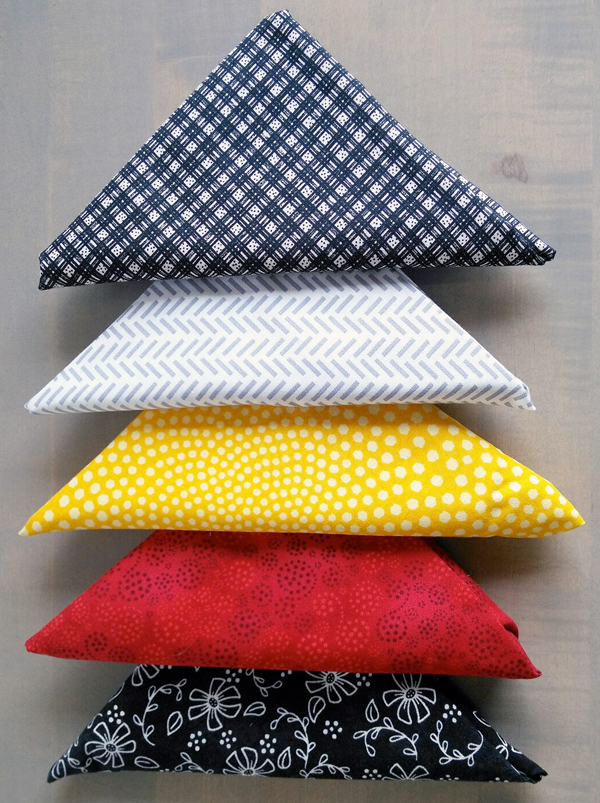 Things to make with a single fat quarter