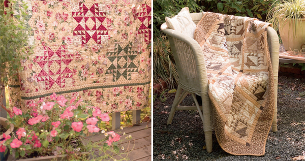 Projects from Showstopping Quilts to Foundation Piece