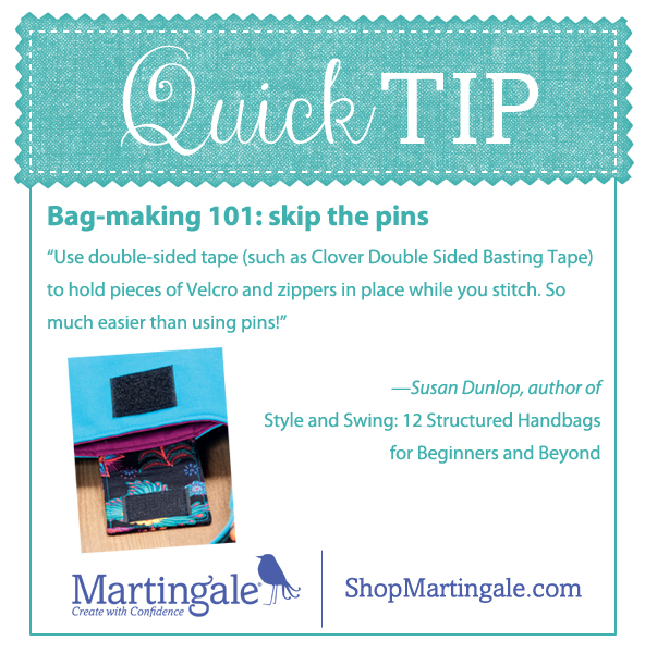 Quick tip: skip the pins