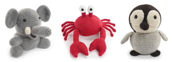 From Crocheted Softies