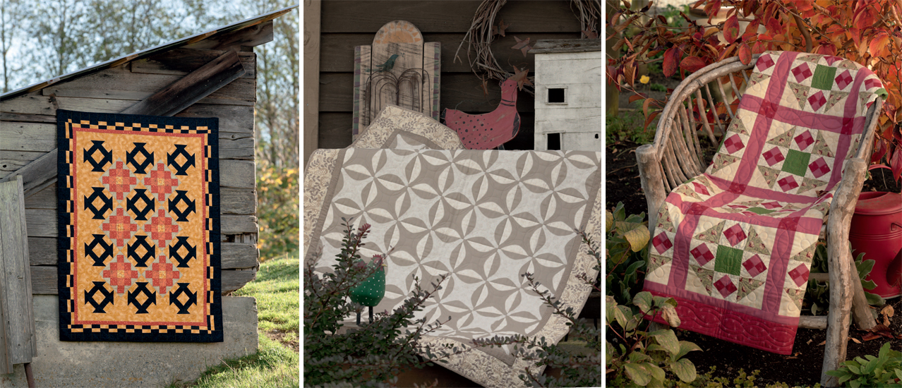 From Farm Girl Quilts