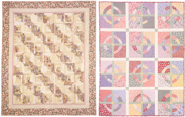 Quilts from Stack a New Deck