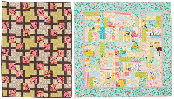From Super Quick Quilts
