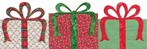 Gift motifs from Christmas is Coming