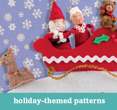 Holiday-themed patterns