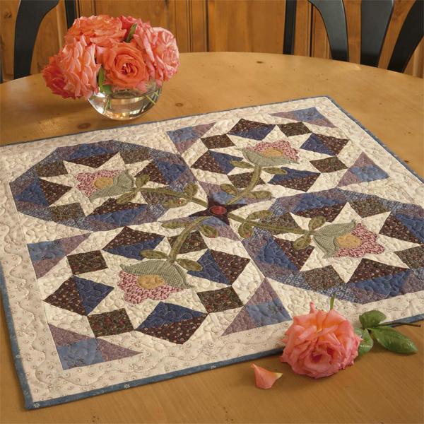 From Scrap Quilts Go Country
