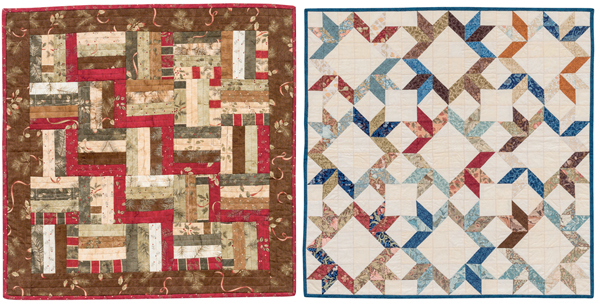 From Cheerful Charm Quilts